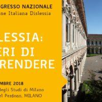 A Milano il XVII congresso nazionale dell'Associazione Italiana Dislessia